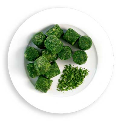 Spinach LeavesMinced